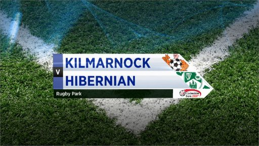 Highlights - Kilmarnock 4-1 Hibernian