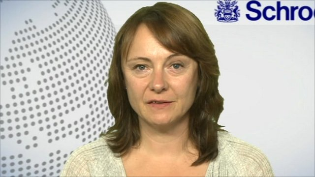 Schroders head of global equities Virginie Masissoneuve