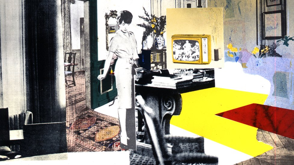 1608cd912bb36 BBC News - In pictures: The art of collage