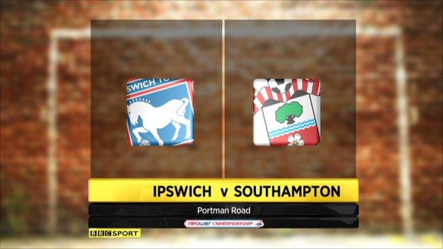 Ipswich 2-5 Southampton
