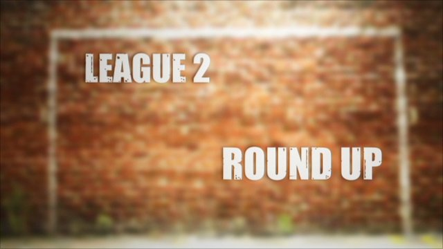 League Two in 90 seconds