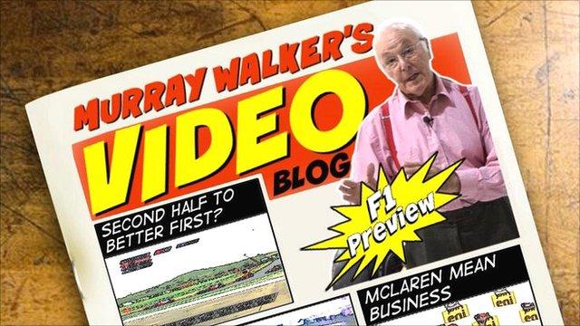 Murray Walker