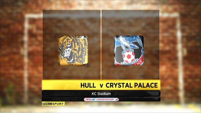 Highlights - Hull 0-1 Crystal Palace