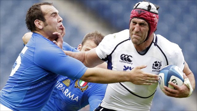 Highlights - Scotland 23-12 Italy