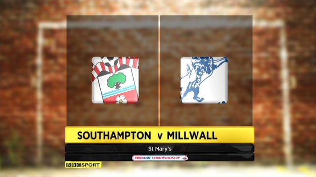Highlights - Southampton 1-0 Millwall