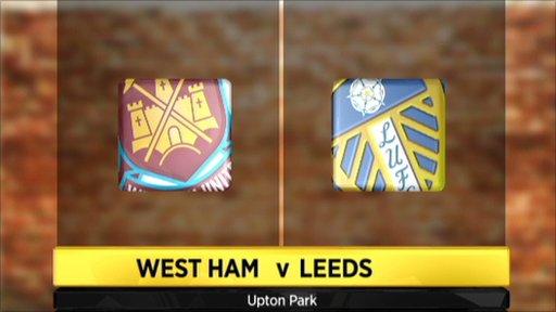 West Ham 2-2 Leeds