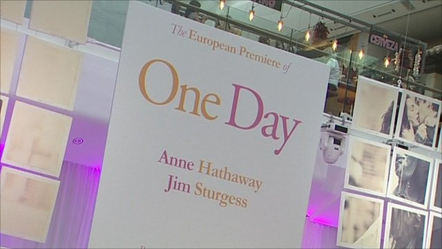 European premiere of One Day at Westfield, London