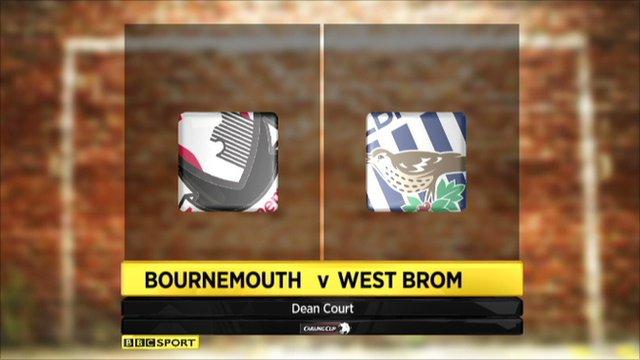 Bournemouth 1-4 West Brom