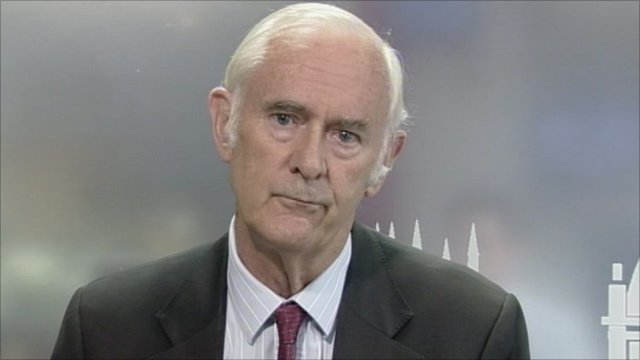 Sir Andrew Green, from Migrationwatch UK