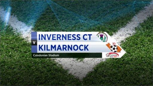 Highlights - Inverness CT 2-1 Kilmarnock