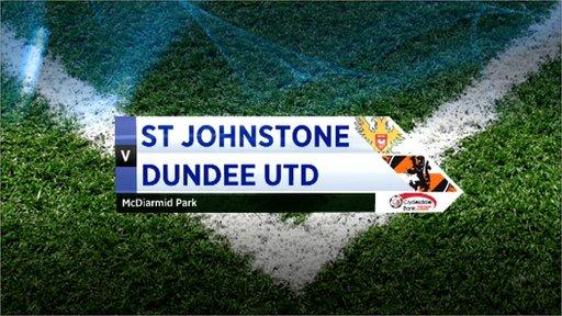 Highlights - St Johnstone 3-3 Dundee United