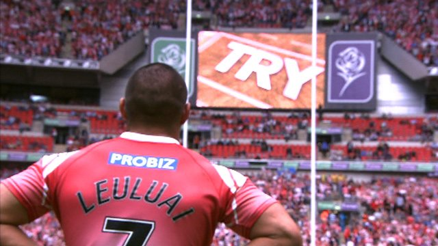 Wigan win Challenge Cup