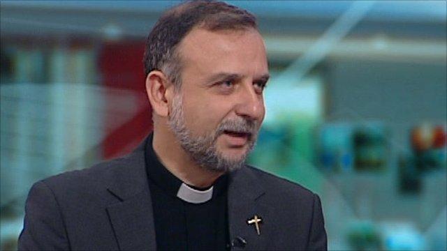 Reverend Nadim Nassar