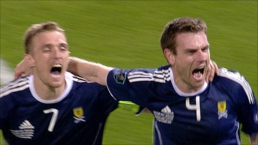 Scotland's Euro Qualifiers so far