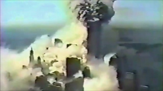Aftermath of 9/11 attacks