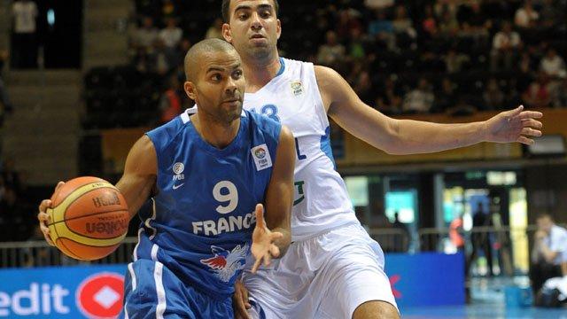 France & NBA star Tony Parker