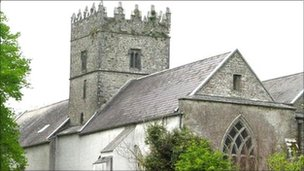 Leighlin Cathedral