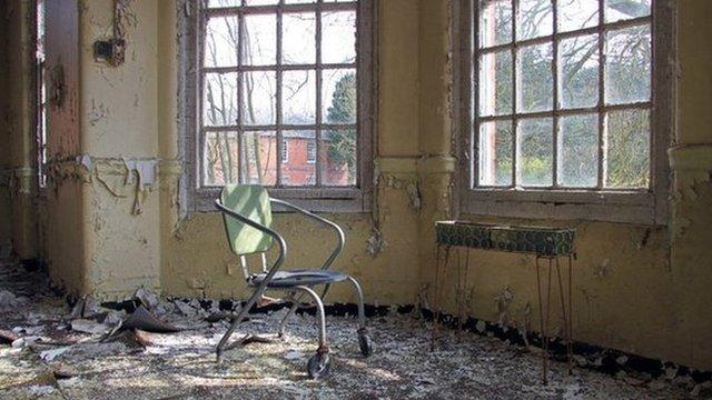 Inside West Park Hospital