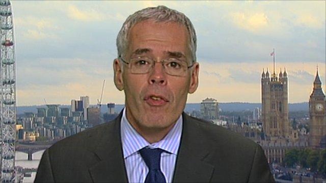 BBC Global News director Peter Horrocks