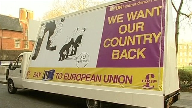 UKIP truck