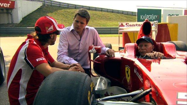 Alonso, Humphrey and Surtees