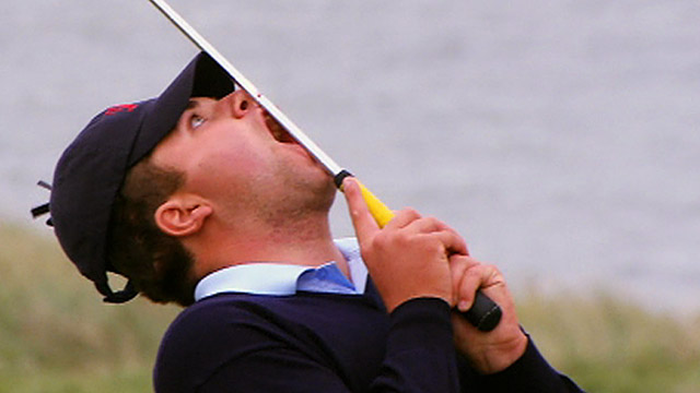 Sights and sound of the Walker Cup