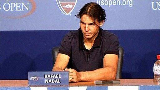 Rafael Nadal - US Open Runner-up