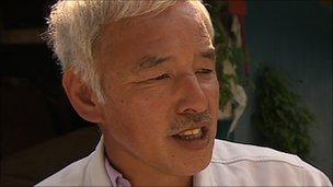 Mr Matsumura