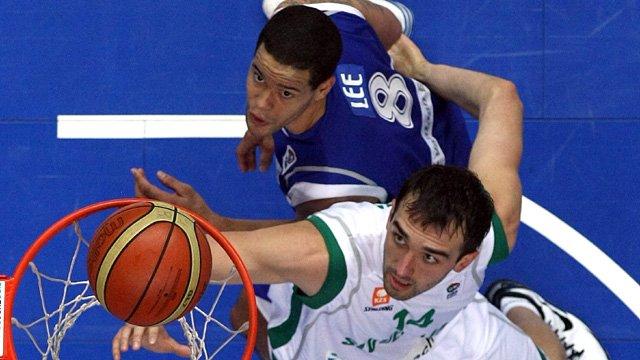 Finland take on Slovenia at the Eurobasket