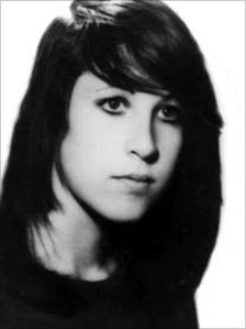 Maria Claudia Falcone - file photo taken from Wikipedia and in public domain in Argentina