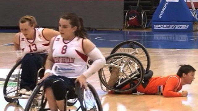 European Women's Wheelchair Basketball