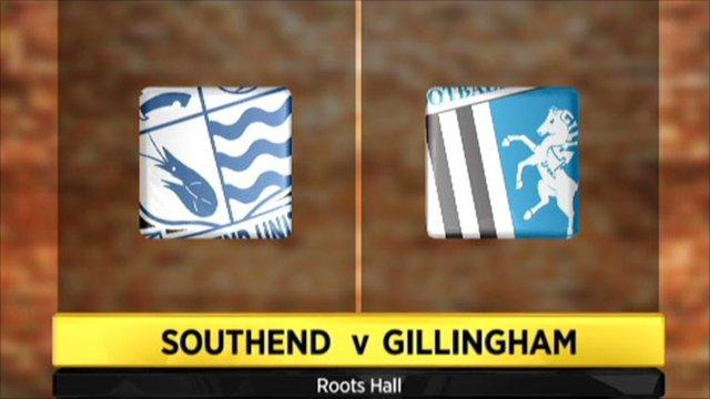 Highlights - Southend 1-0 Gillingham