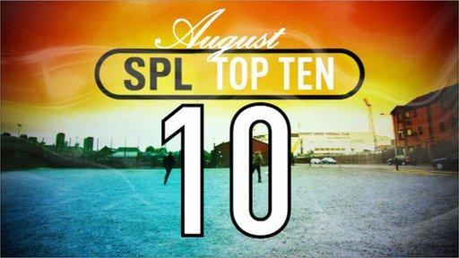 August SPL Top 10