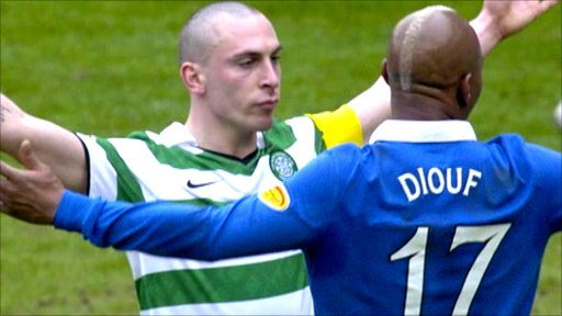 Scott Brown and El Hadji Diouf