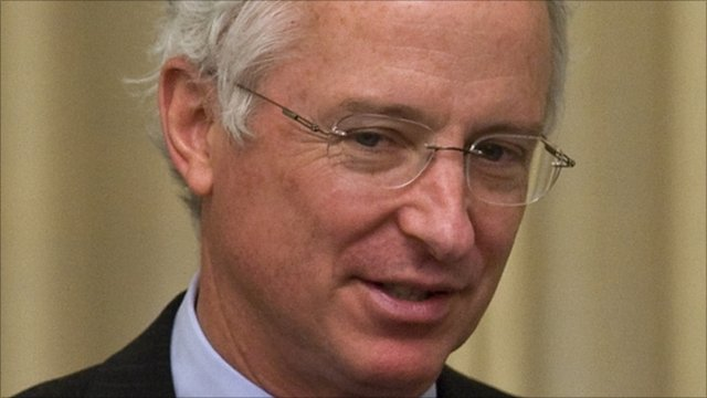 U.S. Ambassador to Pakistan Cameron Munter