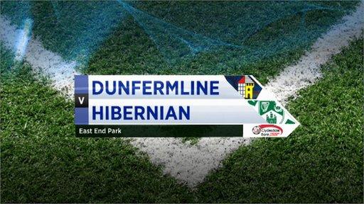 Highlights - Dunfermline 2-2 Hibernian