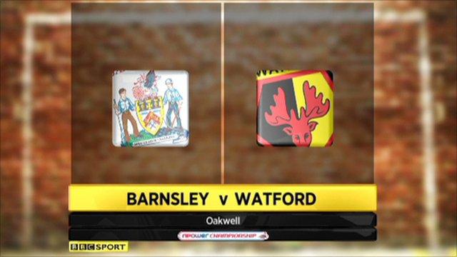 Barnsley 1-1 Watford