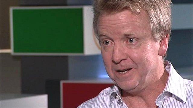 BOA chairman Lord Colin Moynihan