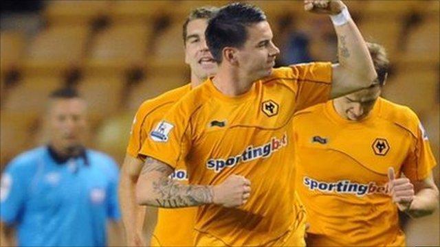 Wolves' Adam Hammill