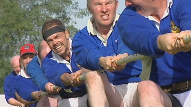 European Tug of War Championships 2011
