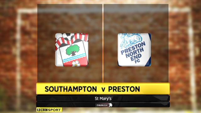 Southampton v Preston