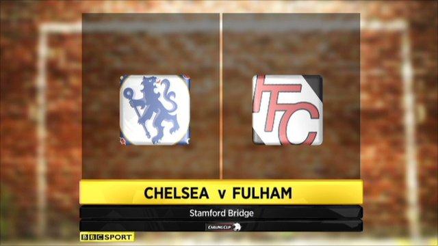 Highlights - Chelsea 0-0 Fulham (4-3 on pens)