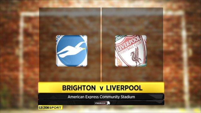 Highlights - Brighton 1-2 Liverpool