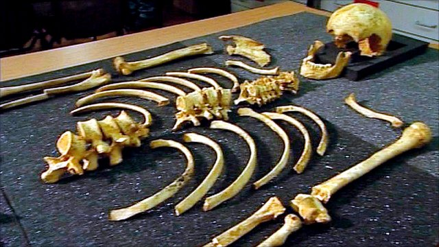 Iron Age skeleton found in Leicestershire