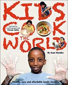 The Kids Cook The World book