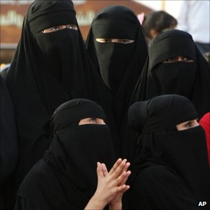 Saudi women (file picture)