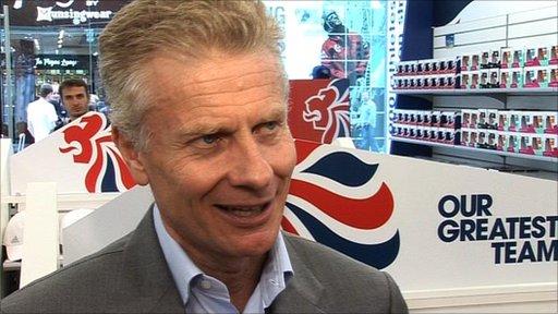 Paul Deighton - LOCOG Chief Executive