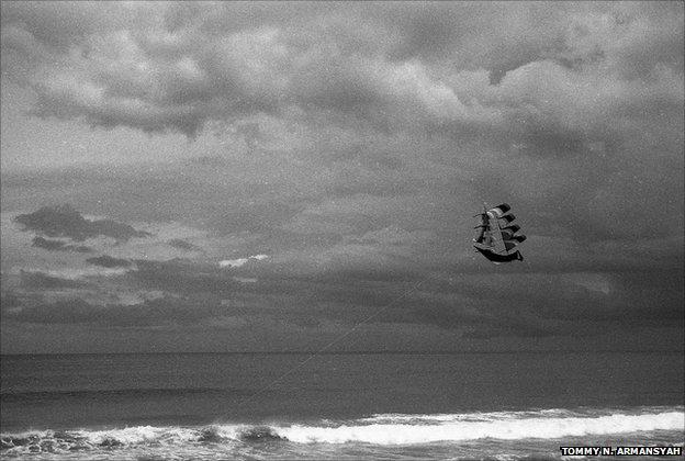 Flying Dutchman © Tommy N. Armansyah