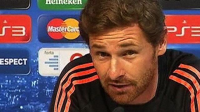 Chelsea's Andre Villas-Boas