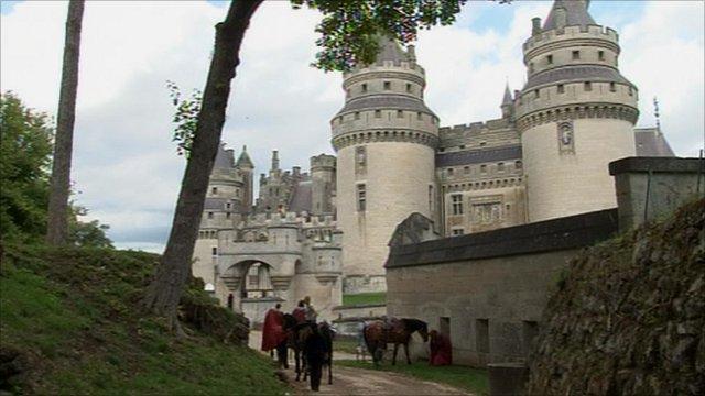 'Merlin castle'